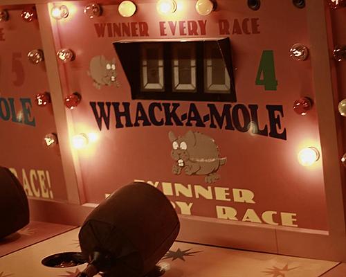 Whack a mole!
