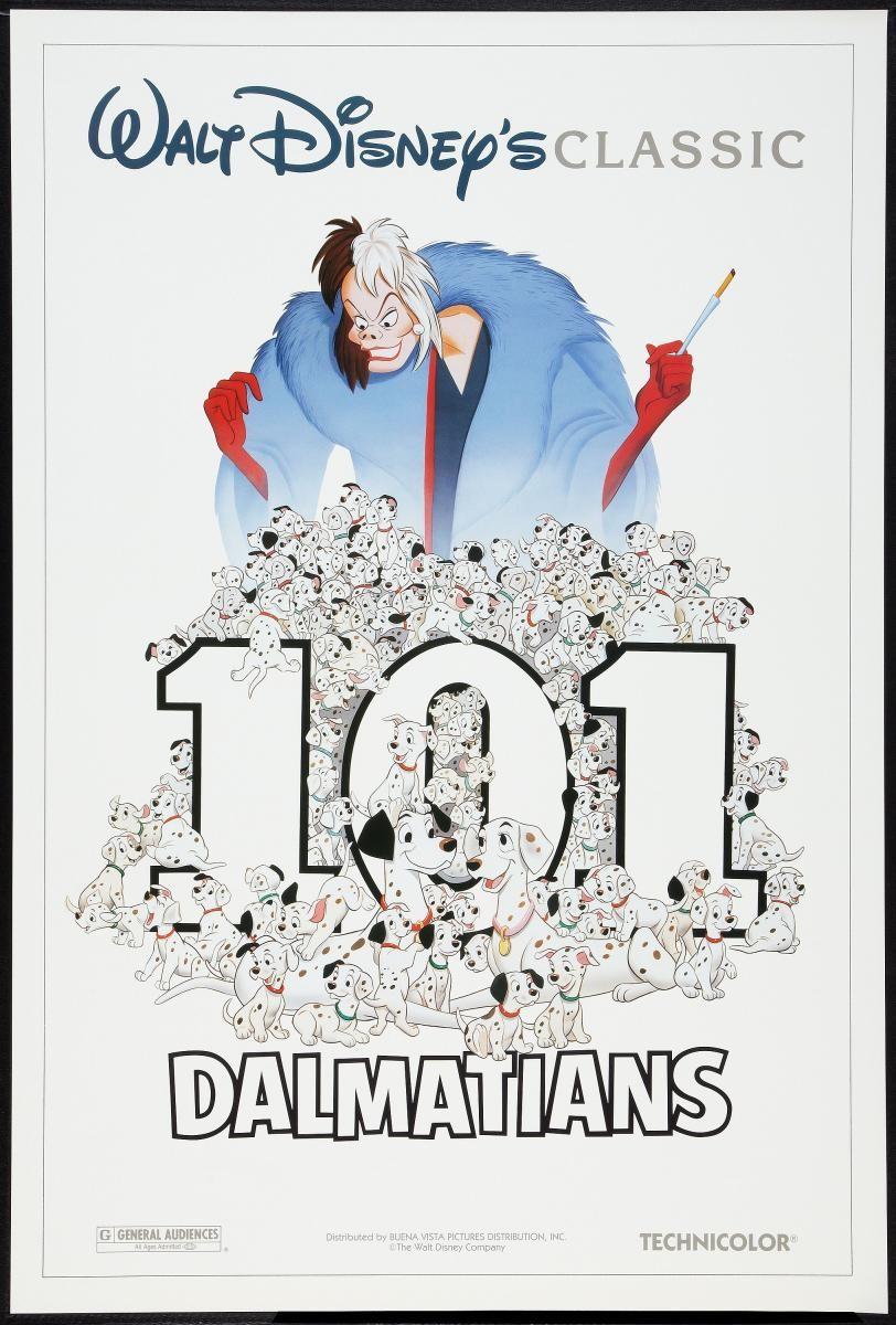 101 Dálmatas (Disney)