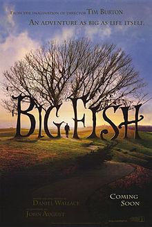 Carátula de la película Big Fish
