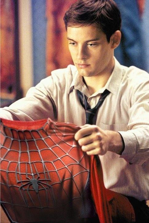 Fotograma de una de las películas de la saga Spiderman