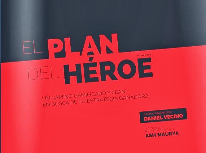 Daniel Vecino El Plan del Héroe