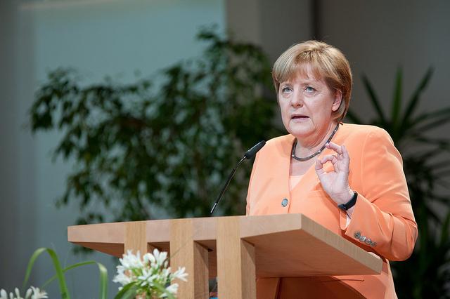 Angela Merkel Gestionar la Frustración Empatía Cero