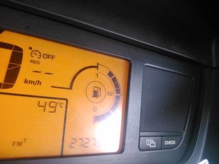 Creatividad en vacaciones: la temperatura del coche