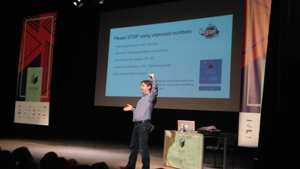 PMP y Agile: Keynote de Leo Antoli