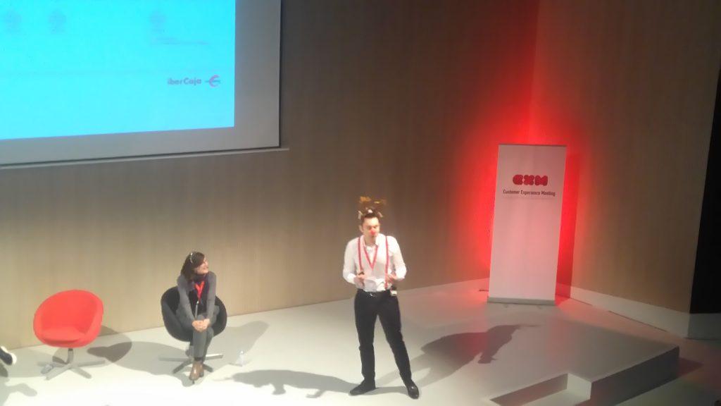 Customer Experience Meeting 2016: Ibercaja