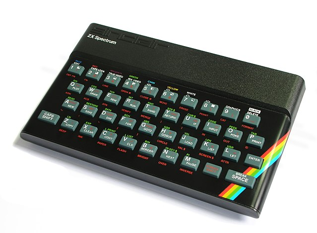 ZX Spectrum, ideado por Sir Clive Sinclair