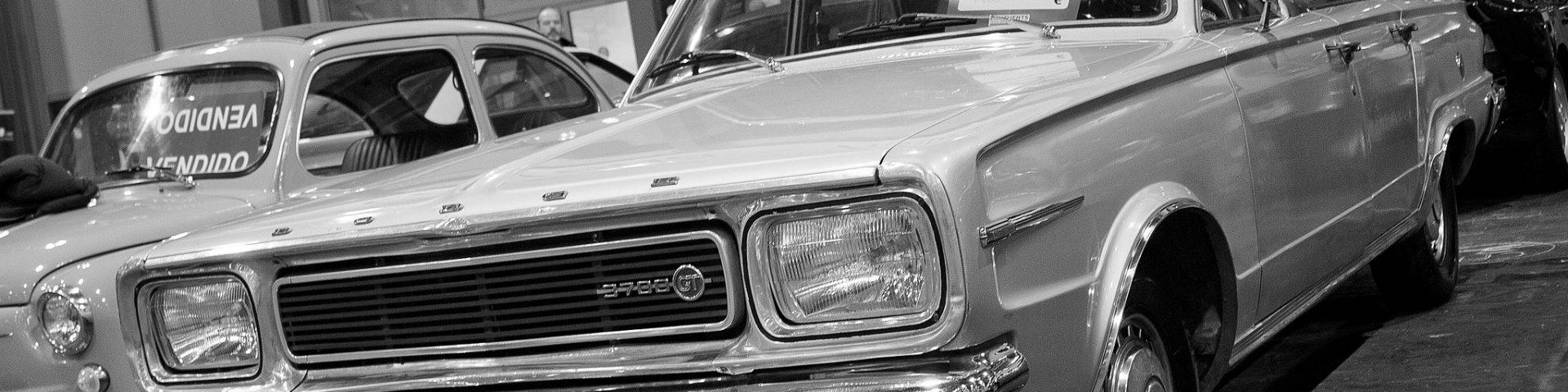 1968 Dodge Barreiros Dart 3700 GT